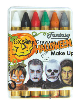 Maquillage 5 sticks HALLOWEEN