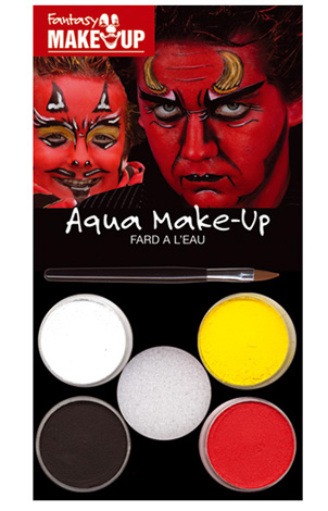 Set maquillage FANTASY diable