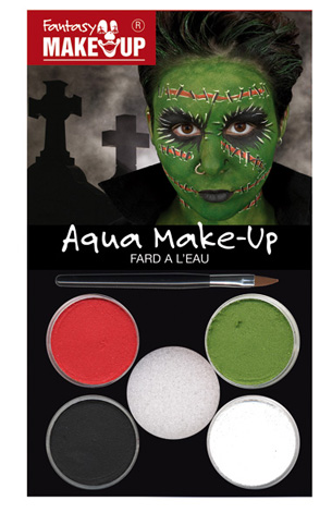 Set maquillage FANTASY zombie