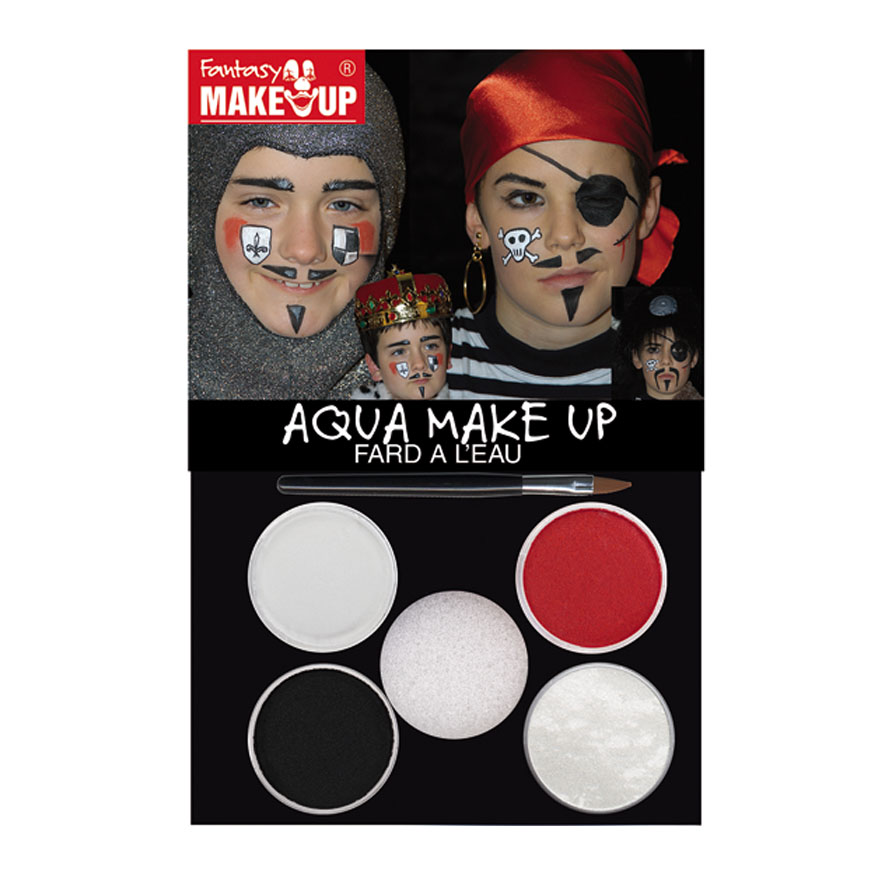 Set maquillage FANTASY chevalier , pirate