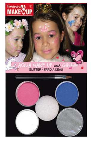 Set maquillage FANTASY princesse, elfe