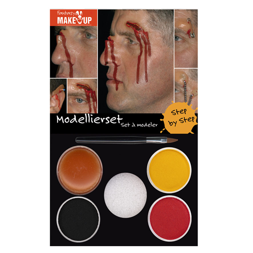 Set maquillage FANTASY modeling wax