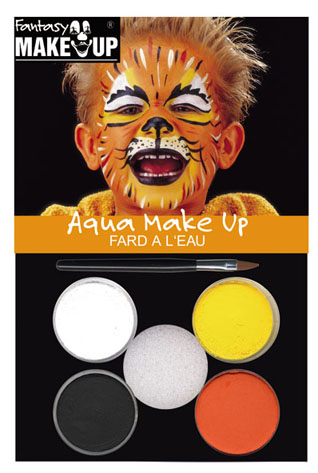 Set maquillage FANTASY tigre