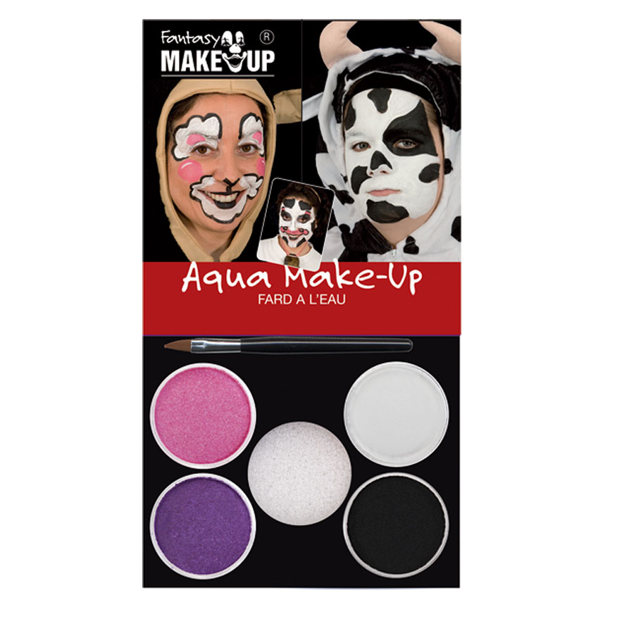 Set maquillage FANTASY vache, mouton