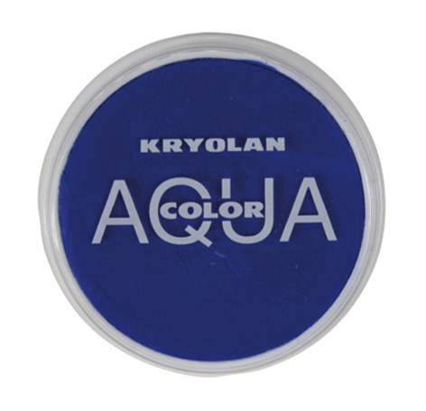 Maquillage KRYOLAN  UV aqua 15 ml  BLEU