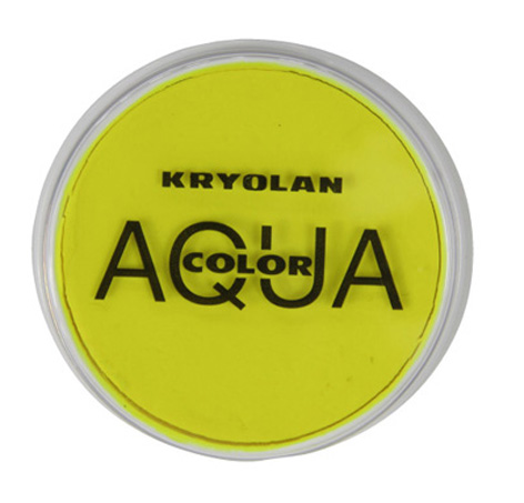 Maquillage KRYOLAN  UV aqua 15 ml JAUNE