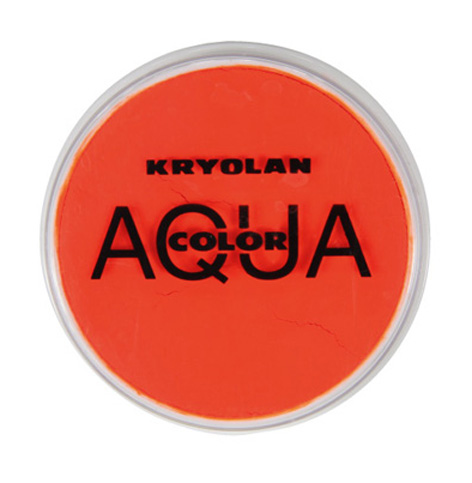 Maquillage KRYOLAN  UV aqua 15 ml  orange
