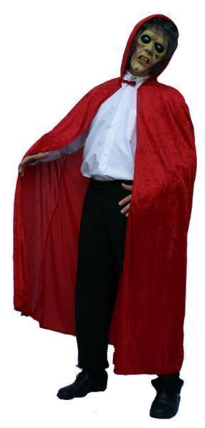 Deguisement Cape Rouge