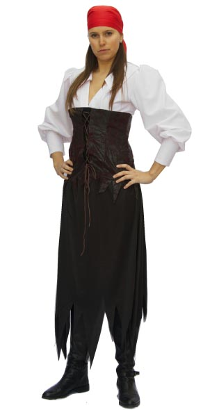 Deguisement Pirate taille 38