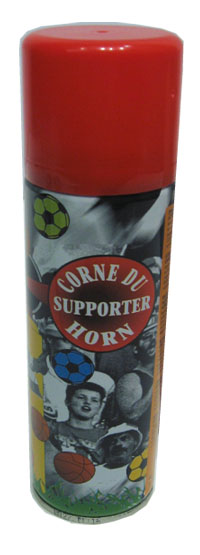 Recharge corne supporteur
