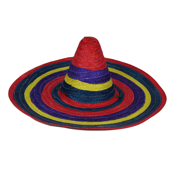 Sombrero mexico couleurs
